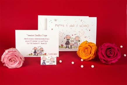 Partecipazioni di nozze online, vendita partecipazioni nuziali ed ...