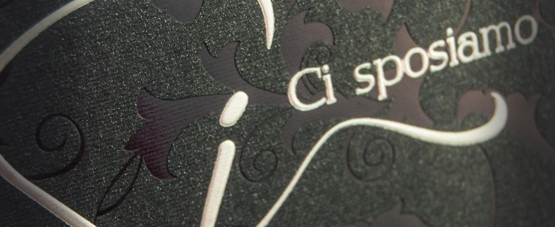Tipografia e stampa partecipazioni for Partecipazioni nozze on line