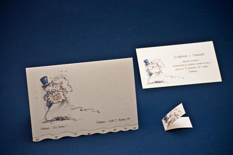 Preventivo partecipazione azzurra for Partecipazioni nozze on line