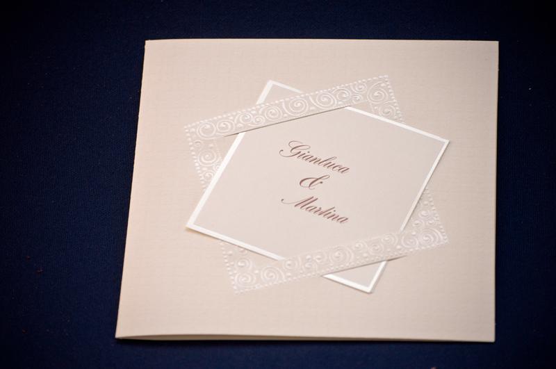 Partecipazioni Matrimonio Online.Partecipazione Di Matrimonio Michelle Partecipazione In