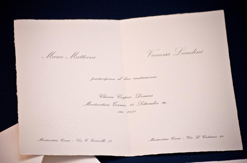 Preventivo partecipazione martina for Partecipazioni nozze on line