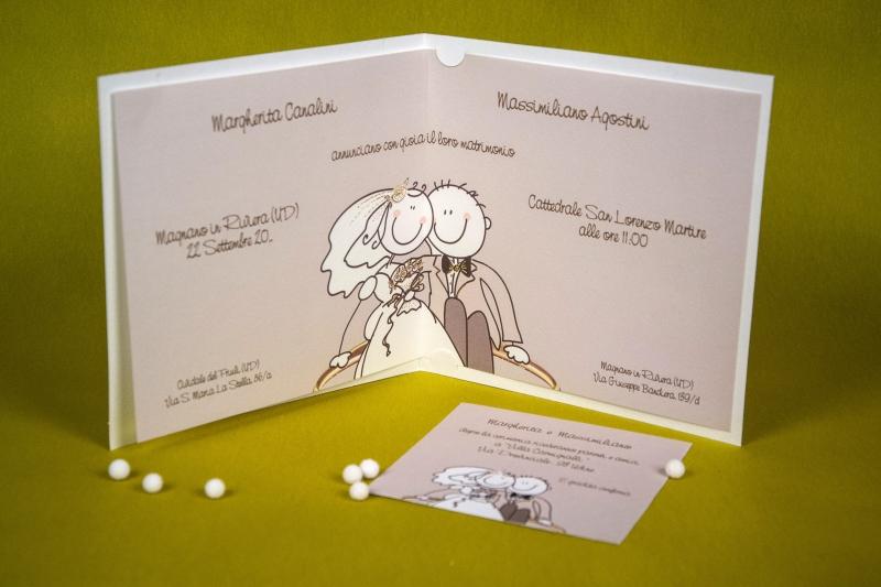 Partecipazioni di nozze fac simile migliore collezione for Partecipazioni nozze online